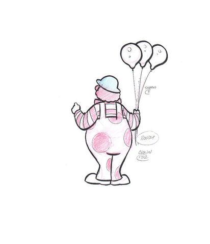 File:Clown CGI Sketch Design 3.jpg
