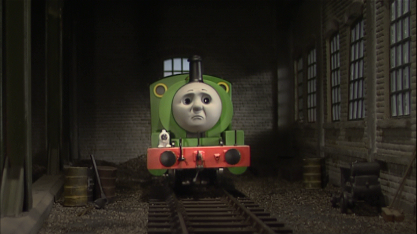 Percy S Big Mistake Thomas The Tank Engine Wikia