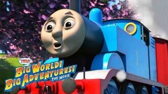 Sometimes You Make A Friend🎵 Music Video Big World! Big Adventures! The Movie Thomas & Friends