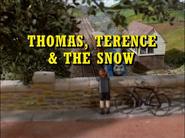 Thomas,TerenceandtheSnowtitlecard