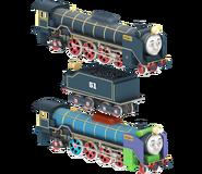 Hiro's Wii models