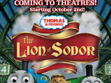 The Lion of Sodor (DVD)/Gallery
