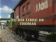 Thomas'DayOffLatinAmericanSpanishtitlecard