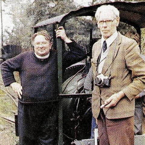 テディ・ボストンとウィルバート・オードリー