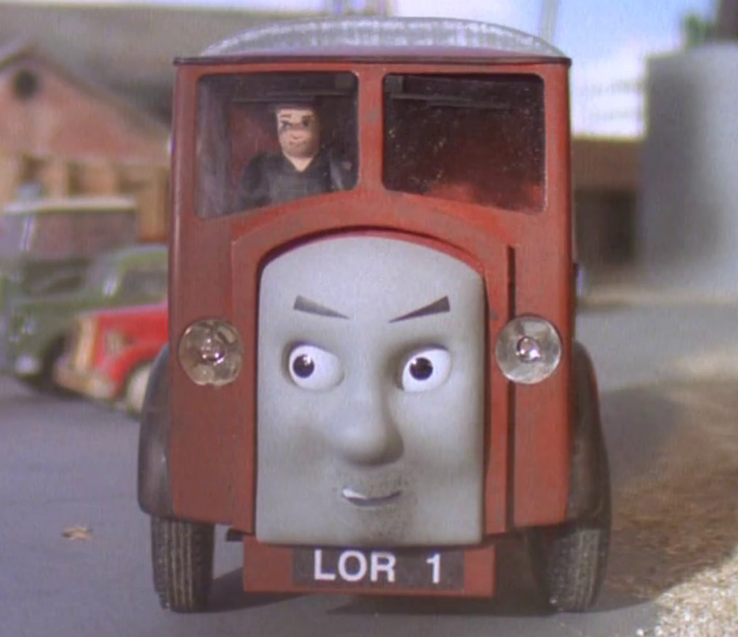 The Horrid Lorries on new thomas engines