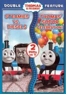 SteamiesvsDieselsandThomas'SodorCelebrationDoubleFeature