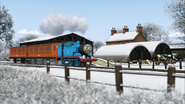 ThomasAndTheSnowmanParty27