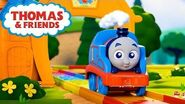 Learn colors for children with Thomas My First Railways Playing around with Thomas and Friends