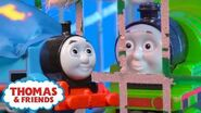 Thomas & Friends™ Super Thomas to the Rescue Brand New! Stories and Stunts