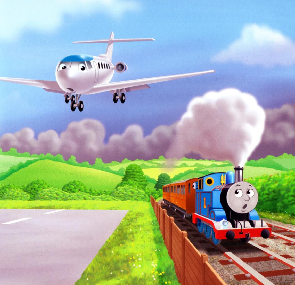 Jeremy The Jet Plane