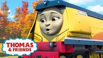 Thomas & Friends UK ⭐ Meet Rebecca of England 🇬🇧⭐ Thomas & Friends New Series ⭐ Videos for Kids