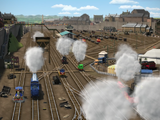 The Great Railway Show Yard