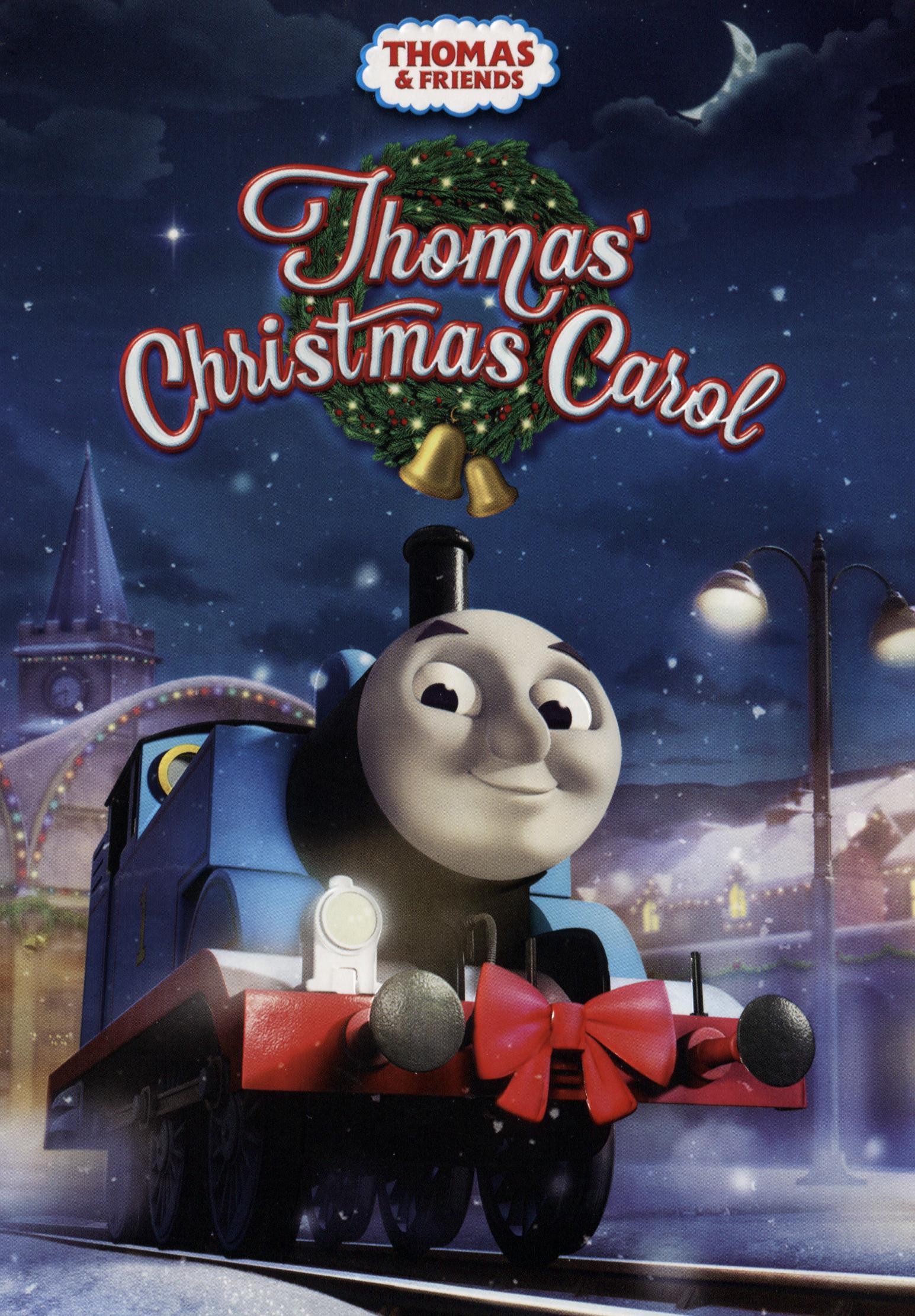 Thomas The Train Christmas.Thomas Christmas Carol Thomas The Tank Engine Wikia