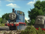 Thomas' Day Off