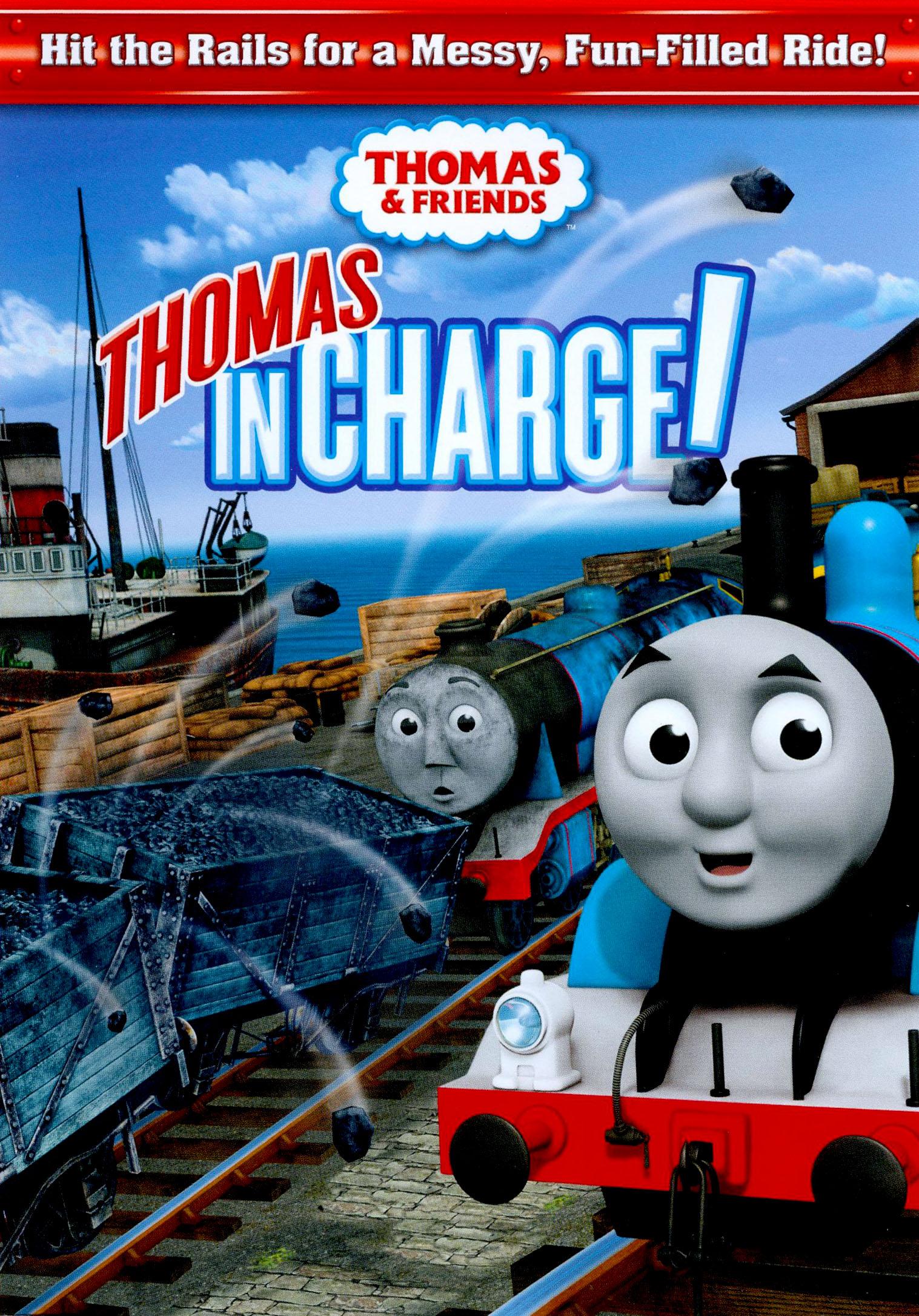 thomas in charge dvd thomas the tank engine wikia fandom