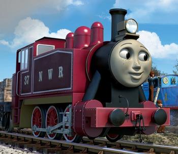 Rosie Thomas The Tank Engine Wikia Fandom Powered By Wikia