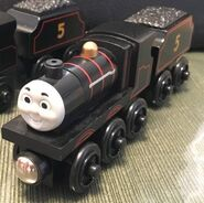 """WoodenRailway""""60Years""""EditionJames"""