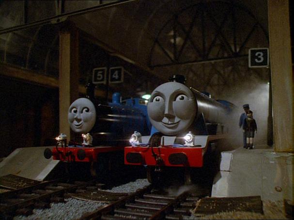 第2シーズンのノース・ウェスタン鉄道の乗客