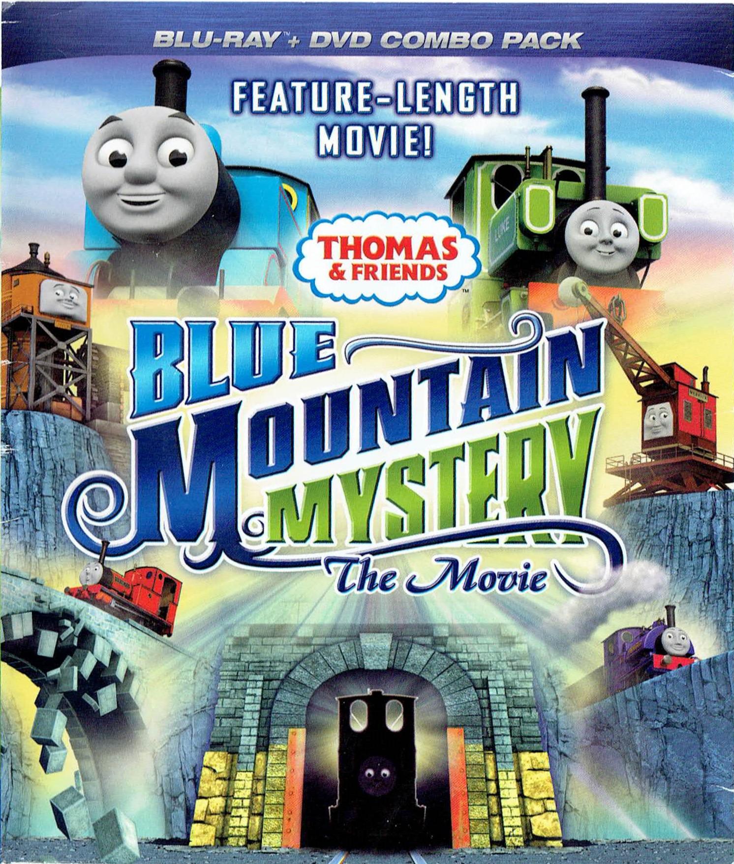 Blue Mountain Mystery Thomas The Tank Engine Wikia Fandom