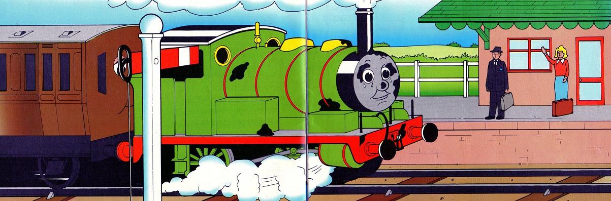 Percy Has Problems Thomas The Tank Engine Wikia Fandom Powered