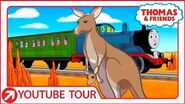 Thomas' Kangaroo Adventure In Australia