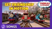 Set Friendship in Motion (Let's Go!) Karaoke Thomas & Friends