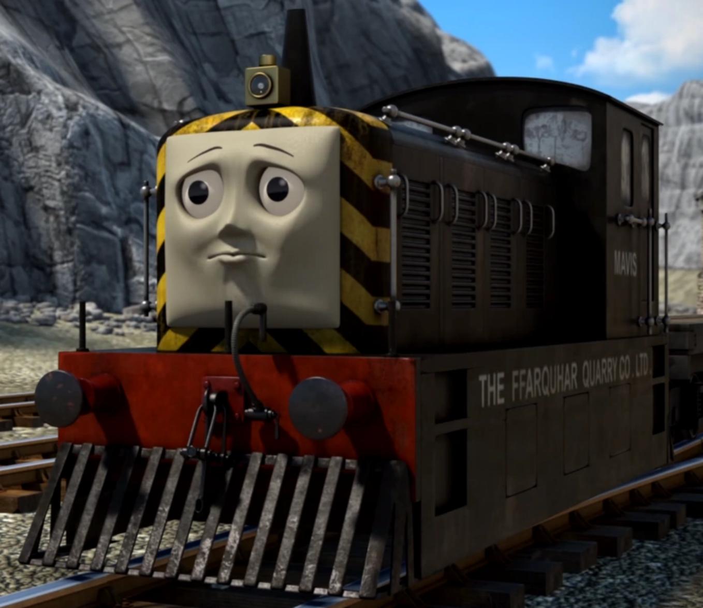 Thomas The Tank Engine: MAVIS