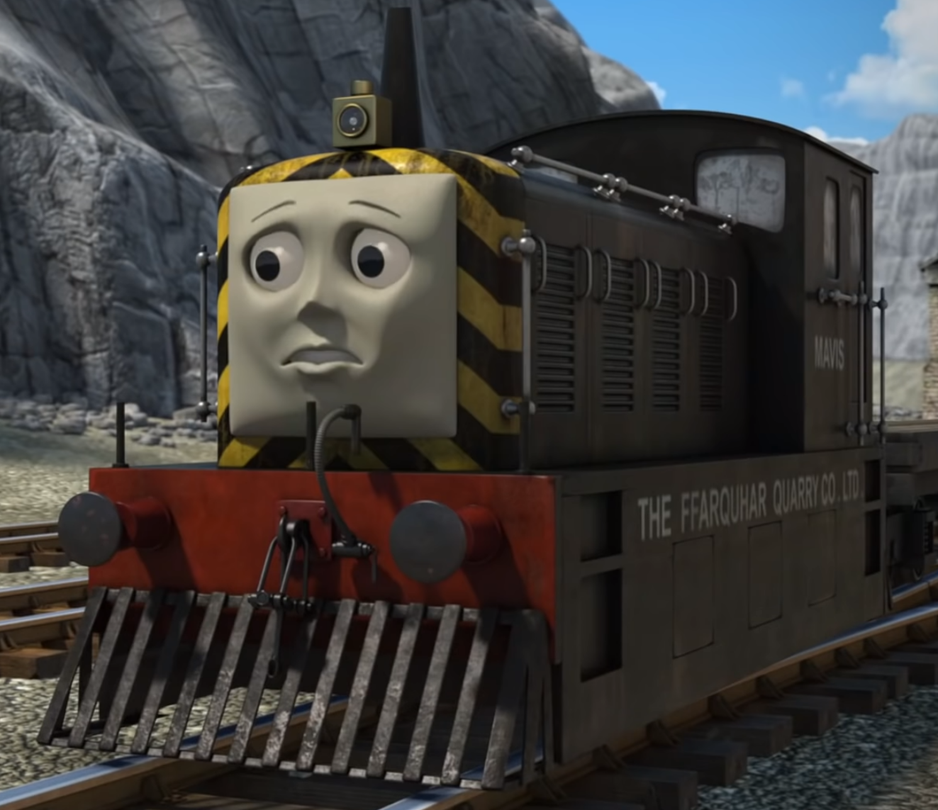 Mavis Thomas The Tank Engine Wikia Fandom Powered By Wikia