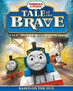 TaleoftheBrave-TheMovieStorybook