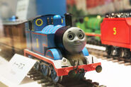 Thomas'ModelonDisplay
