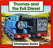 ThomasandtheEvilDiesel1992Cover