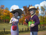 The Duke and Duchess of Boxford