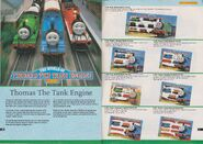Hornby Thomas late 80s ads