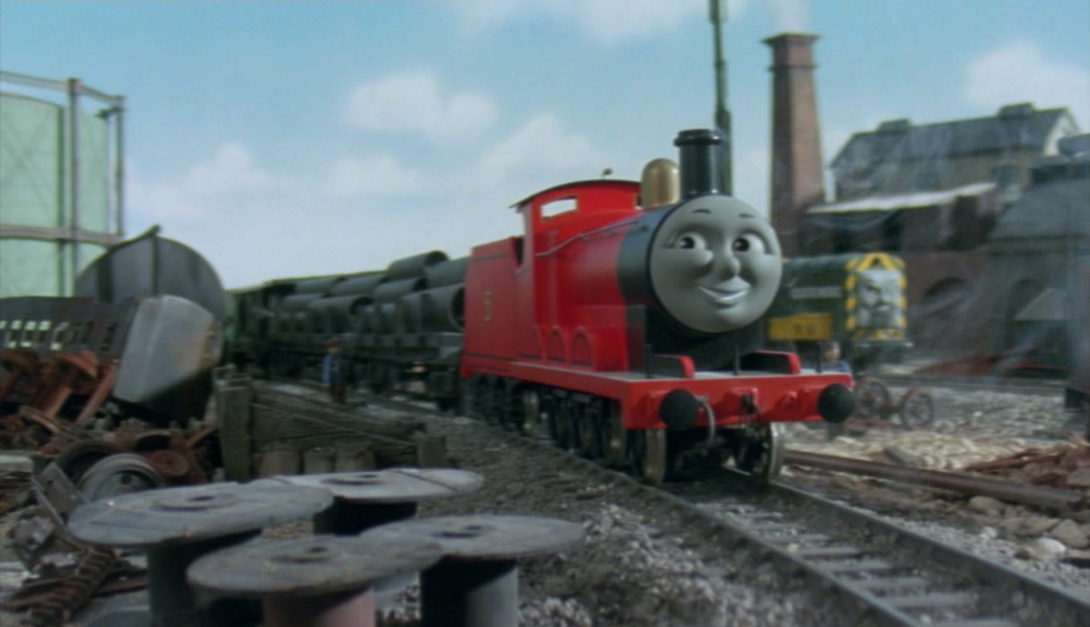 middle engine thomas the tank engine wikia fandom