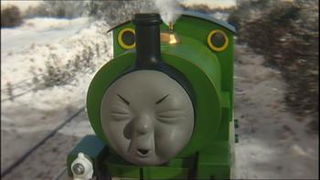 Percy S New Whistle Thomas The Tank Engine Wikia