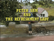 PeterSamandtheRefreshemtLady1997TitleCard