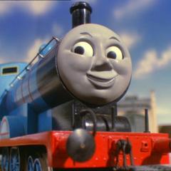 注:炭水車がないエドワード
