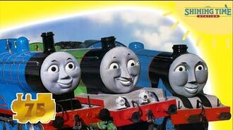 Break My Stride THOMAS THE TANK ENGINE MUSIC VIDEO 75TH ANNIVERSARY
