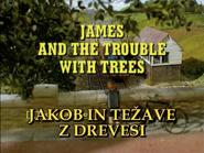 JamesandtheTroubleWithTreesSlovenianTitleCard