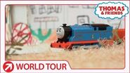 Thomas Goes West