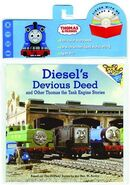 Diesel'sDeviousDeedandOtherThomastheTankEngineStoriesbookandCD