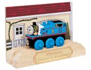 WoodenRailwayLimitedEditionThomasComestoBreakfast