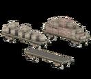 Flatbeds Wii models