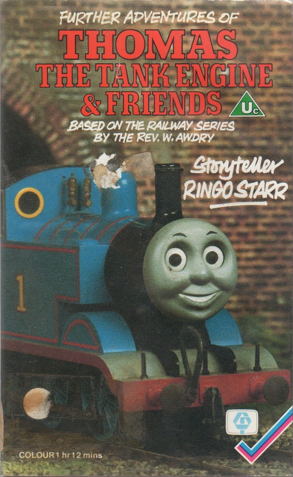 Further Adventures of Thomas the Tank Engine & Friends ...