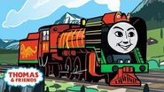 Yong Bao and the Monster in the Tunnel Great Race Friends Near and Far Thomas & Friends