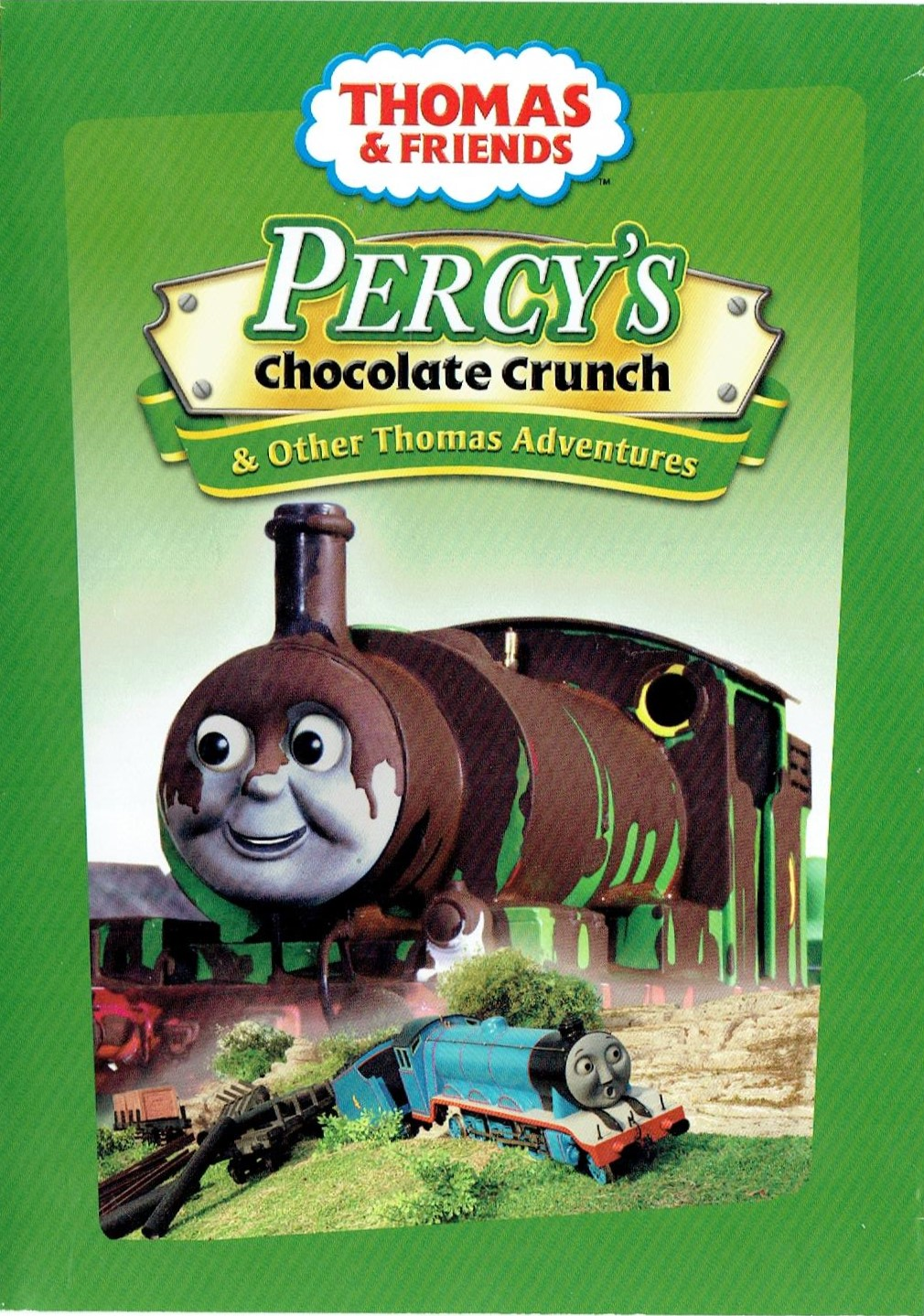 Thomas /& Friends Percys Chocolate Crunch and Other Thomas the Tank Engine Stories Thomas and Friends