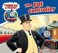TheFatController2011StoryLibrarybook