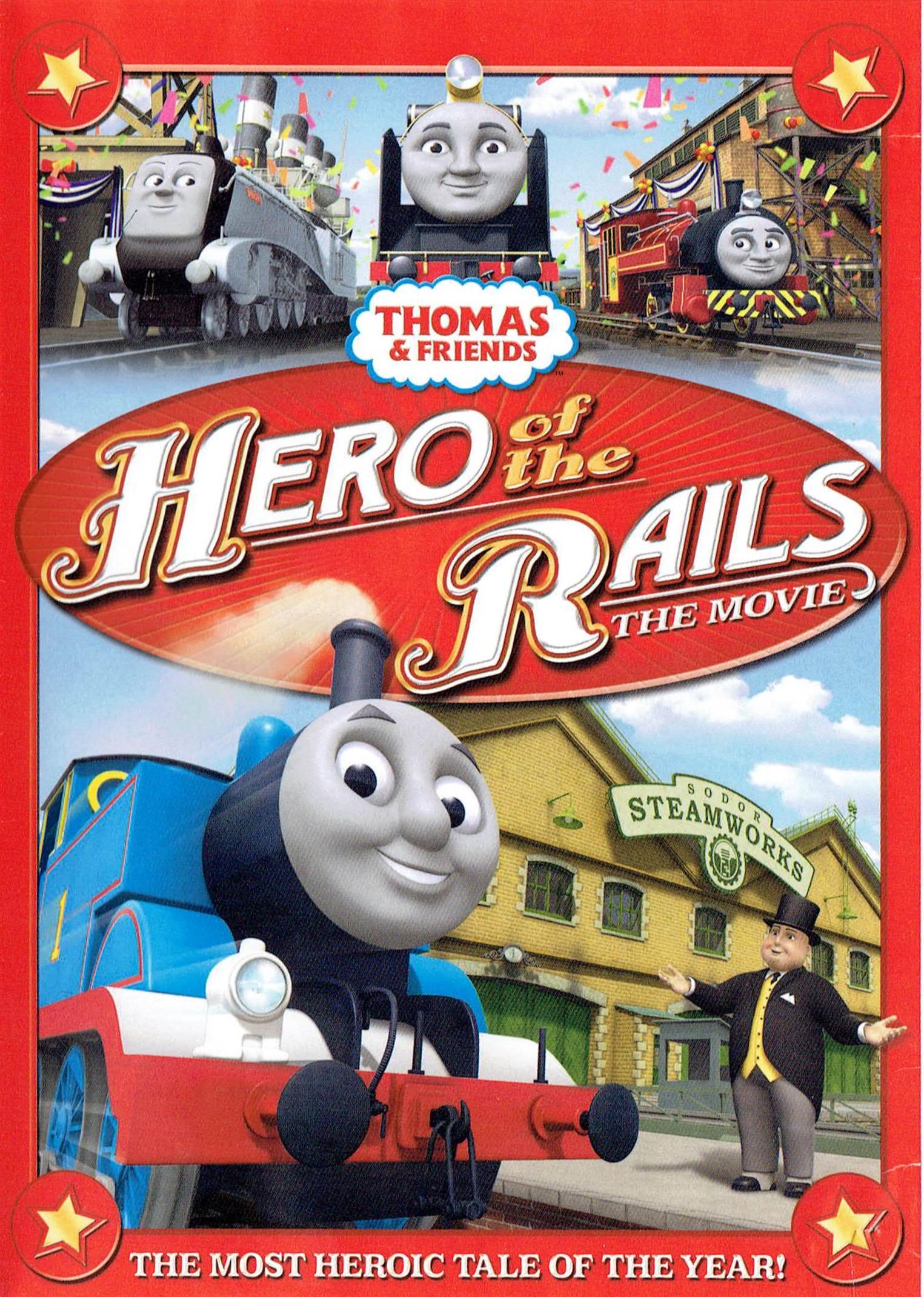 Hero of the Rails | Thomas the Tank Engine Wikia | FANDOM powered by