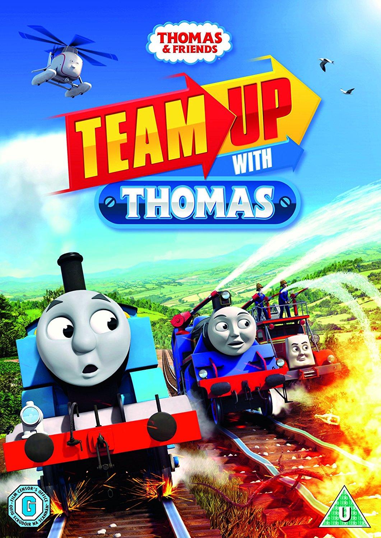 team up with thomas uk dvd thomas the tank engine wikia fandom