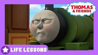 Thomas & Friends Crowning Around Life Lessons Kids Cartoon